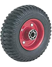 Steelex D2648 8-Inch Single Wheel with Double Bearing