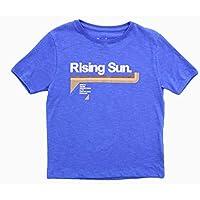 Camiseta Rising Sun Azul