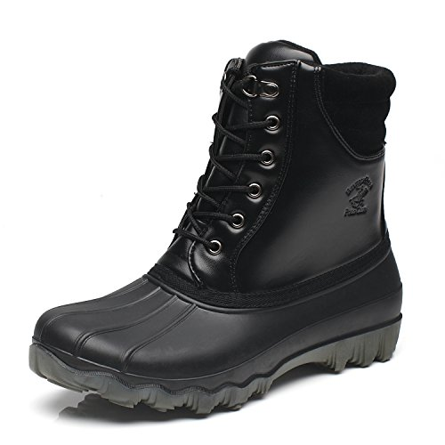insulated mens dress boots - 7
