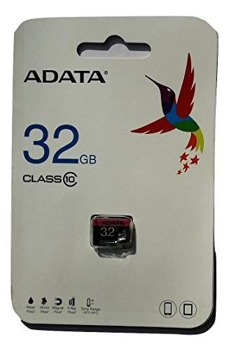 ADATA 32   GB High Speed Micro SD Card Class 10