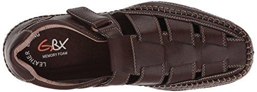 GBX Men's Sentaur Loafer, Denim, 6 UK Brown
