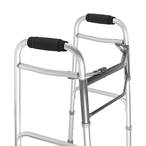 Walker Padded Hand Grip Walker Hand Grip Pads Washable One Size Multiple Colors (WH10) by TOMMHANES AMISGUOER (Image #3)