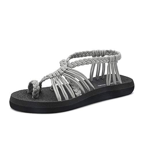 DREAM PAIRS Women's Flat Sandals