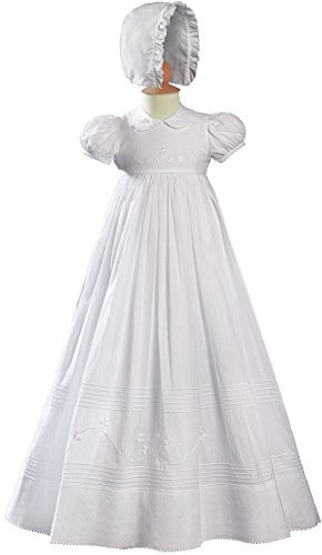 Cotton Gown Heirloom Christening (