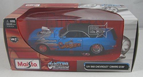Maisto Custom Shop 1:24 Scale Chevrolet Camaro Z/28