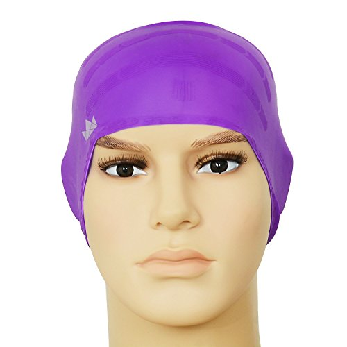 Buy waterproof swim cap