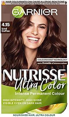 Garnier Nutrisse 4.15 - Tinte para el cabello permanente ...