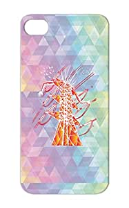 Voltage Art Design Electric High Painting Drawing White Elektricity For Black Tshirt Iphone 5 Protective Hard Case