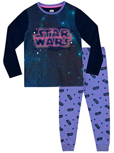 (Star Wars Girls' Pajamas Size 14)