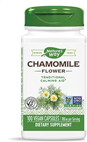 Nature's Way Chamomile Flower