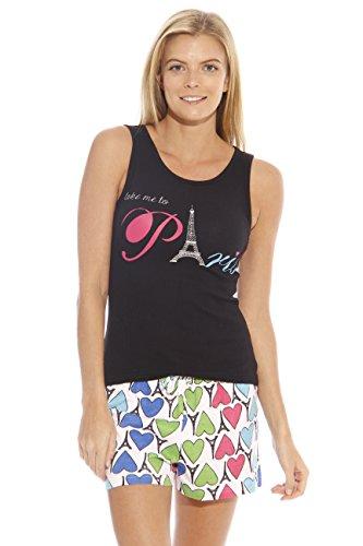 Just Love 6322-10041-XL Women Sleepwear/Short Sets/Woman Pajamas ()