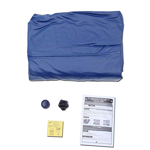 Ensteinberge 2 Persons Large Size Air Moistureproof Camping Mats Inflatable Air Bed Outdoor Picnic Beach Mattress Sleeping Mats with Pump by Ensteinberge (Image #9)