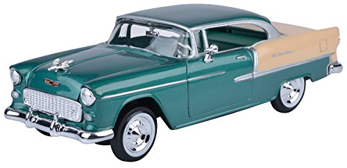 Chevy Diecast Engine (1:24 1955 CHEVY BEL AIR)