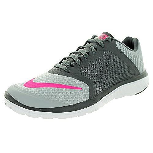 80%OFF Nike Women's Fs Lite Run 3 Wlf GryHypr PnkDrk Gry