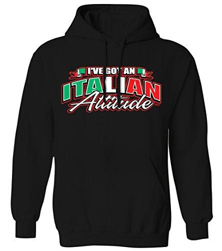 Italian Flag Sweatshirt - 3
