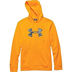 Under Armour Rival Hoodie - Men's Cabana Stealth Grey Medium