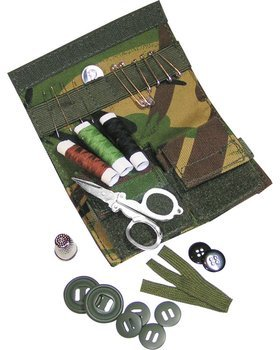 Kombat Soldier 95 Sewing Kit Dpm