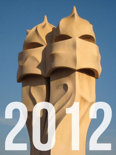 Calendrier 2012 : Barcelone (French Edition)