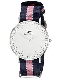 Daniel Wellington Women's 0604DW Analog Display Japanese Quartz Multi-Color Watch