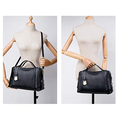 Leather Europe And Bag Autumn New Soft Winter Shoulder America Women's Slung Handbags XqU8F