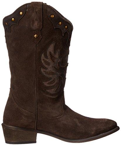 Roper Women's Fringes Riding Boot Brown CxPOgy4v