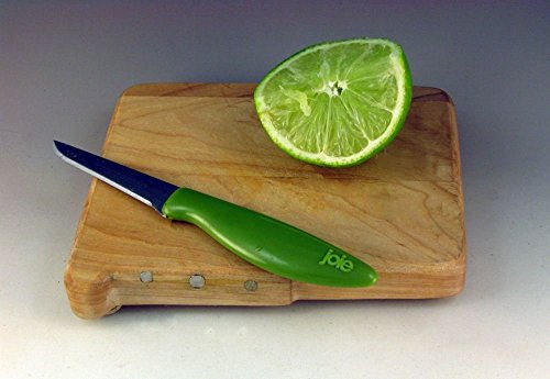 (Hard Maple Cutting/Cheese Board with Knife)