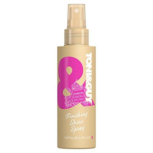 Toni & Guy Glamour Moisturising Shine Spray, 150 ml