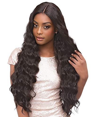 Janet Collection Swiss Lace Extended Part Deep JULIANA Wig (CHOCO BLONDE)