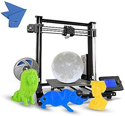 Aibecy-Anet A8 Plus DIY impresora 3D mejora alta precisión ...