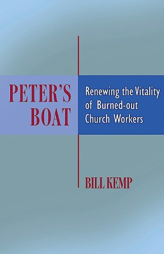 Download Peter's Boat: Renewing the Vitality of Burned-Out Church Workers ebook