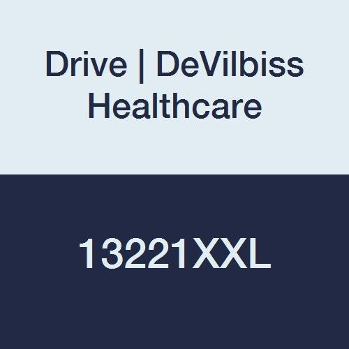 Drive DeVilbiss Healthcare 13221XXL Full Body Patient Lift Sling, 2XL, Length 51'', Width 43'', Polyester