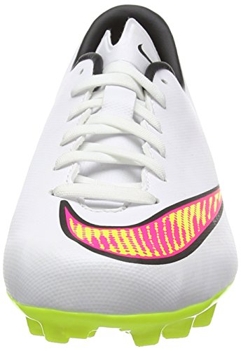 Nike Jr Mercurial Victory V AG - Zapatillas unisex, color verde