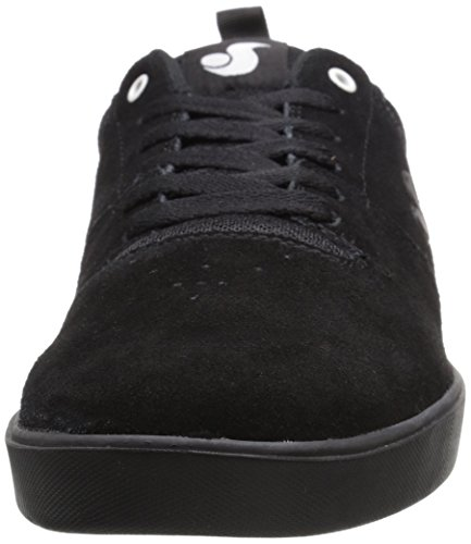 in China online 2015 new for sale DVS Men's Nica Skateboarding Shoe Black/Black Suede outlet cheap price syACMPJ