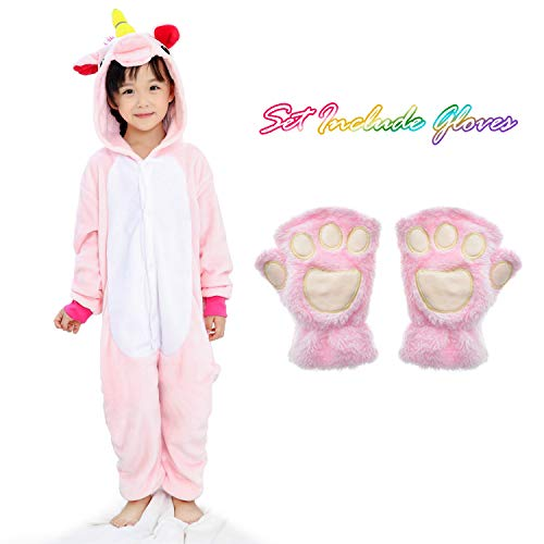 Unicorn Onesie for kids Animals Sleepwear Pajamas Pjs