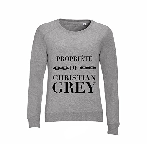 Sweat-shirts femme PROPRIETE DE CHRISTIAN GREY