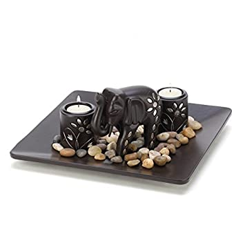 Candle Plate Holder Modern Decorative Tealight Candles Holders Centerpieces  sc 1 st  Amazon.com & Amazon.com: Candle Plate Holder Modern Decorative Tealight Candles ...