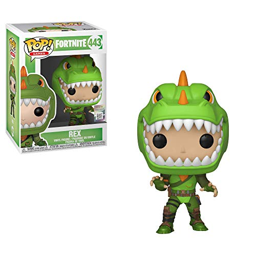 Fortnite Rex N°34957, Funko, Multicor