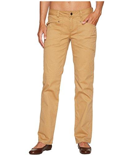 (Royal Robbins Women's Billy Goat Bedford Cord Pants, Brown Sugar, 12