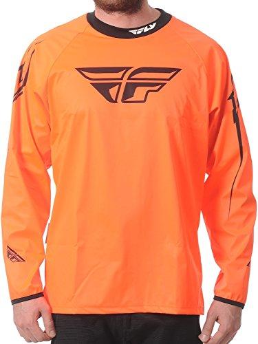 (Fly Racing Orange 2015 Technical - Windproof Mx Jersey (L, Orange))