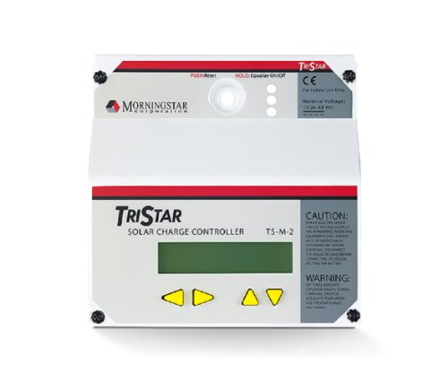 Morningstar TS-M-2 TriStar Digital Meter LCD RJ-11 Connectors by Morningstar