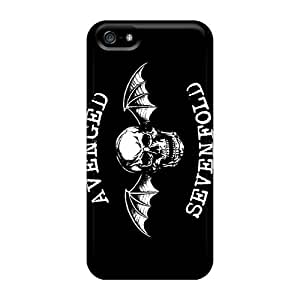 Durable Hard Phone Cases For Iphone 5/5s (gtp2923jYXe) Provide Private Custom Fashion Avenged Sevenfold Pattern