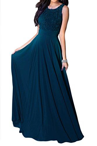 Missdressy -  Vestito  - linea ad a - Donna Blu inchiostro 40