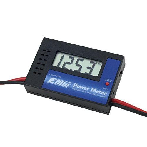 E-flite Power Meter, EFLA110
