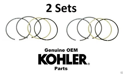 - 2 Sets Genuine Kohler 24-108-22-S STD Piston Ring Set STD OEM