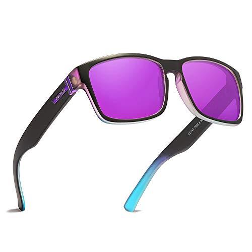 KDEAM TR90 Polarized Sunglasses for Men & Women 100% UV Protection KD747
