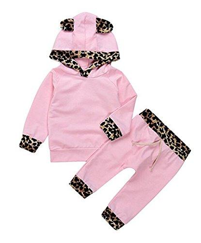 Pink Baby Sweatshirt - 8