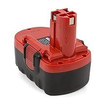 ExpertPower 18v 2000mAh NiCd Battery for Bosch BAT025 BAT026 BAT160 BAT180 BAT181 3453-01 35618 3860K 52318B GDR 18 V GDS 18 V