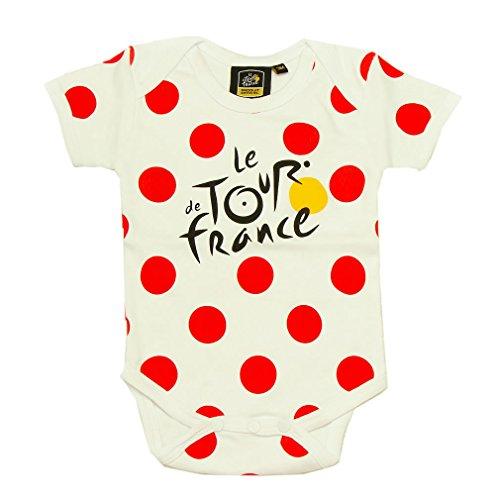 Official Tour de France Baby Bodysuit - White (18 Months)