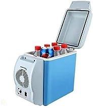 Mini Cooler Geladeira para Carro 7,5L Portatil 12v Camping Viagem Refrigera e Aquece