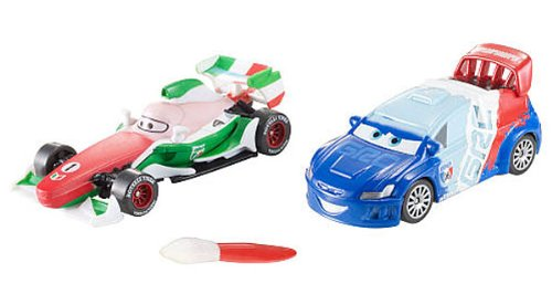 Amazoncom Disney Pixar CARS 2 Movie 155 Exclusive Color